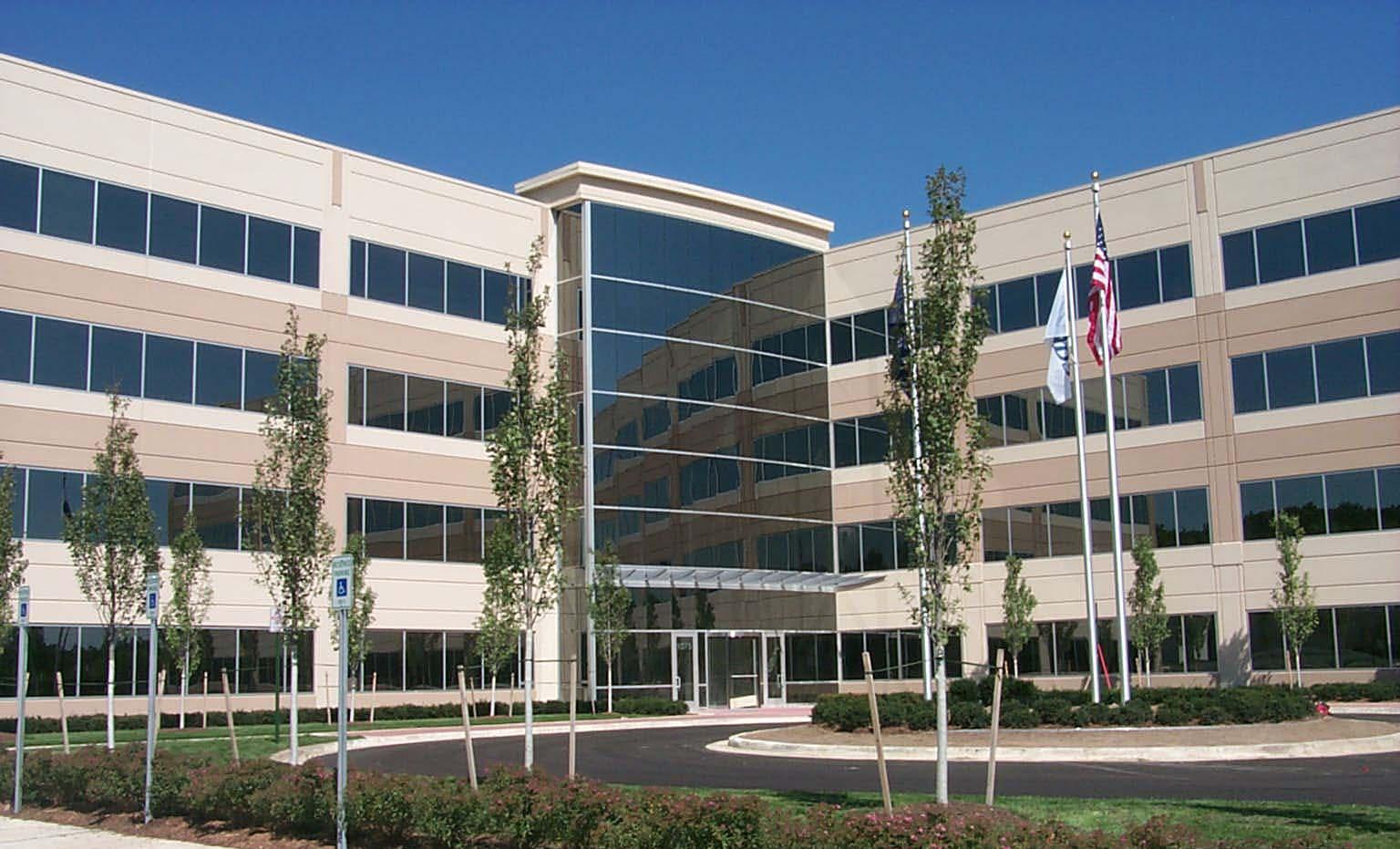 EDS Building