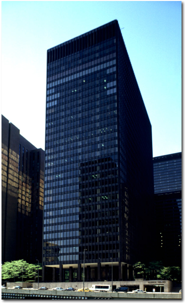 One Illinois Center 111 East Wacker Drive Lpc Midwest