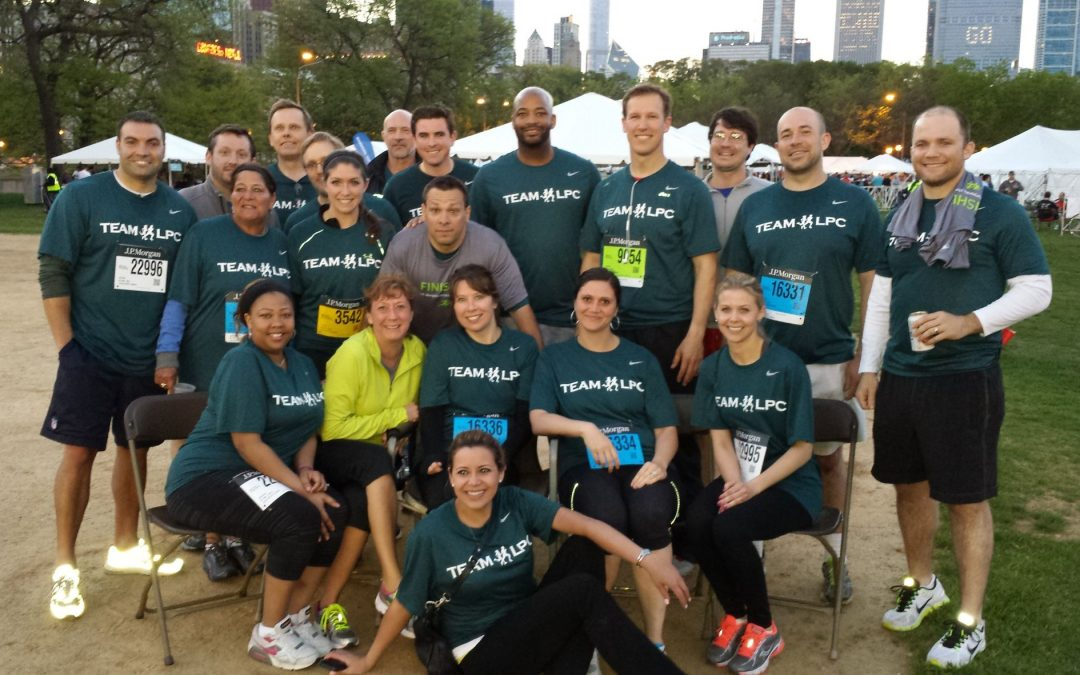 Lincoln Property Company Midwest Takes the Corporate Challenge
