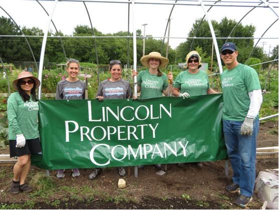 Green Thumbs Up for LPC