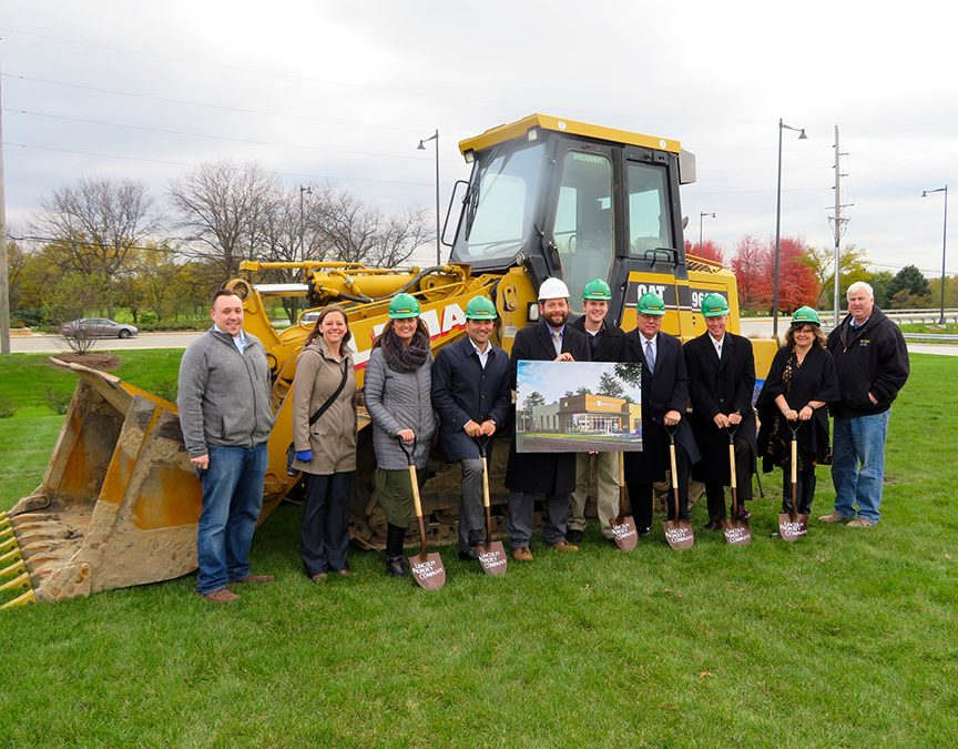 540 22ND STREET GROUNDBREAKING CEREMONY